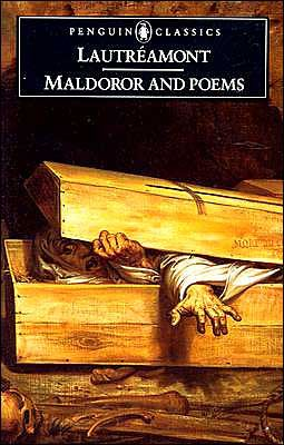 Cover of Lautreamont, Maldoror